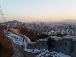 Inwangsan Panorama