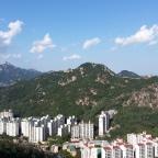 Stadtwandern: Inwangsan (September-Update)
