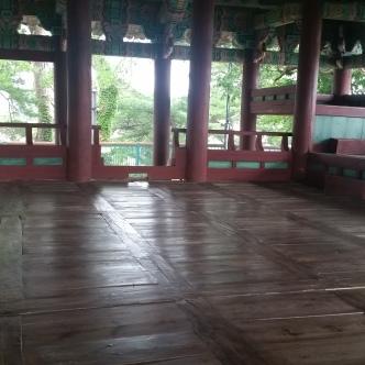 Gyeongpodae Pavillon