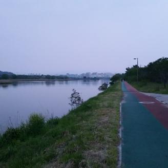 Namdaecheon Fluss