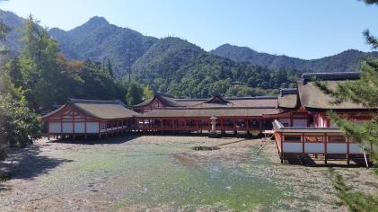 Itsukushimaschrein/Japan