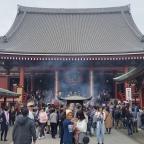 Tokyo – Die erste Stadt, die mich besiegte