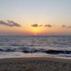 Incheon: Sonnenuntergänge mit Kerosinaroma