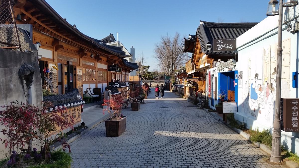 Koreas schönste Stadt? - Drei Tage in Jeonju