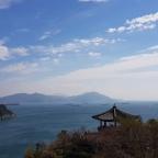 An der schönen blauen Küste: Yeosu