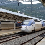 Zug und Bahn in Südkorea