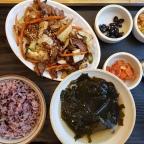 Koreanisches Alltags-Essen